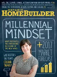 Ontario Home Builder Winter 2017 By Laurel Oak Publishing