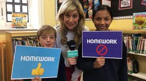 The Homework Debate  How would you change homework    CBBC Newsround Should you have more  less or none at all  This week Newsround is investigating homework and we asked your thoughts