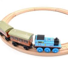 presyo ng beech wood thomas train annie and clarabel circle track railway vehicle playset accessories toys 1 set track locomotive tender sa pilipinas
