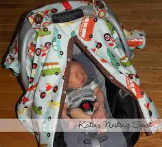 baby gear must have car seat canopy