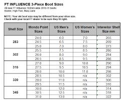 Rossignol Ski Boot Size Chart Uk Lange Ski Boot Size Chart Bedowntowndaytona Com
