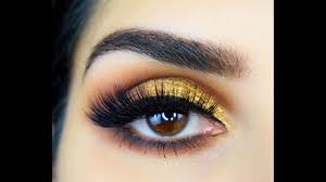 huda beauty textured rose gold eyeshadow tutorial sal qu