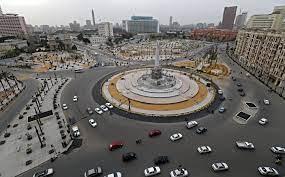 بالصور.. حدث غريب يثير رعباً في مصر | مرصد الشرق الاوسط و شمال افريقيا