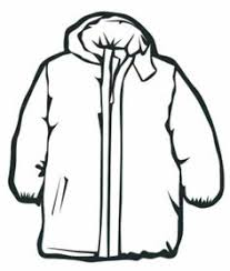 Small Picture Rain Coat For Girl Coloring Page Winter Coloring Page