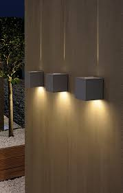 Small Picture Great lights for adding accent and texture to an evening wall