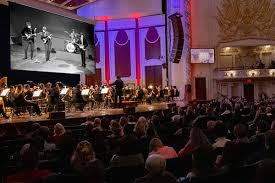 Boston Symphony Hall Holiday Pops Seating Chart Revolution The Music Of The Beatles A Symphonic