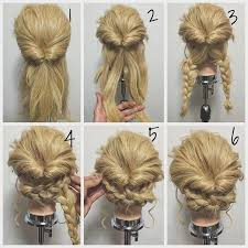 How To Make Cool Hairstyle best 25 easy formal hairstyles ideas easy curly 1063 by stevesalt.us