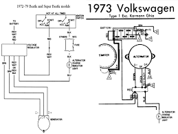 1973 volkswagen super beetle, converting generator to alternator Ford 1G Alternator Wiring Diagram 73 Ford Alternator Wiring Diagram #21