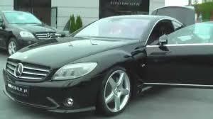 Mercedes CL600 AMG V12 2007 - YouTube
