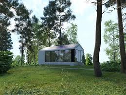 Off The Grid Prefab Homes Live Entirely Off The Grid In A 3d Printed Passivdom Smart House