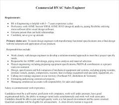 Hvac Sales Resume Resume Template Hvac Sales Job Description Resume ...