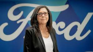 Baron makes history as Ford SA's first female CFO in 97 years
