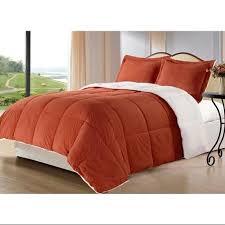 burnt orange comforter set find