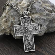 whole orthodox cross skull necklace pendant necklace gold circle pendant necklace diamond pendants necklaces from greenparty 23 82 dhgate com