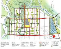 Chandigarh Design City Of Chandigarh Drawing Urban Design Plan Le Corbusier