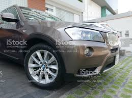 BMW Convertible bmw x3 four wheel drive : Front And Side Partial View Of A Mint Condition Bronze Color Four ...