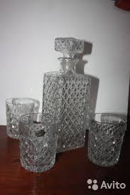 Стаканы, <b>штоф</b>, <b>crystal bohemia</b> купить в Республике Крым с ...
