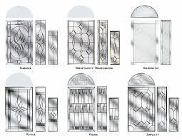triple glazed glazing patterns