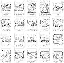 Small Picture 100 Animal Coloring Pages Woo Jr Kids Activities