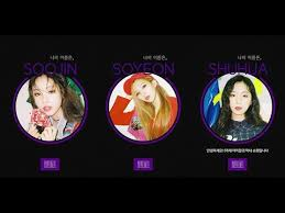 Youtube And Themselves Shuhua - Soyeon Introduce Clip Is' Name g i-dle's In Soojin 'my