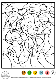 Nos Jeux De Coloriage Magique Imprimer Gratuit Page 3 Of 8