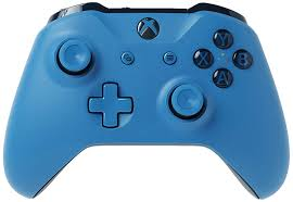 Turn your xbox controller into an expert control device with easy grip controller shell. Amazon Com Xbox Wireless Controller Blue Video Games