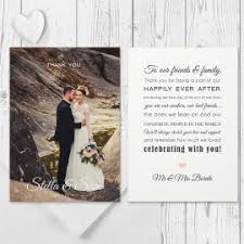 wedding photo and non photo thank you cards, gold and silver foil Custom Photo Thank You Cards Wedding happily ever after wedding thank you Wedding Thank You Card Designs