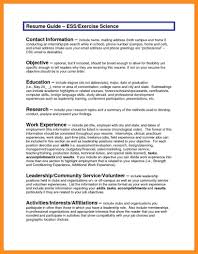7 Sample Business Administration Resume Agenda Example