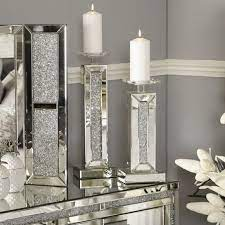 candle mirror mirror candle holders