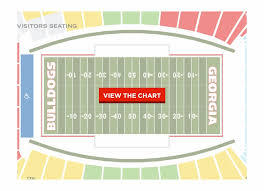 Share Seat Number Sanford Stadium Seating Chart Georgia
