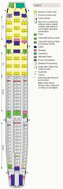 south african airways airbus a330 200 aircraft seating chart