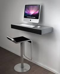 Space saver computer desk Office desk design Pinterest Idesk By Ikoncept desk design Diy Pinterest Desk Imac