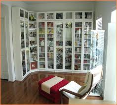 bookcase with glass doors ikea billy bookcase in oak veneer with panel glass ikea billy bookcase