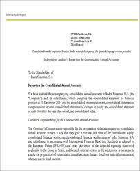 Template Audit Report Audit Reports Example Under Fontanacountryinn Com