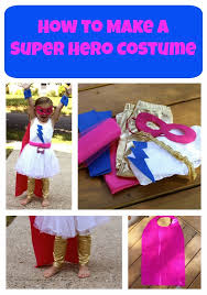 diy super hero costume for girls report this ad supplies