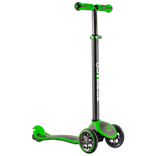 Купить <b>самокат Y-Scoo RT Globber</b> My free Titanium neon green с ...
