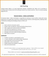 How To Write General Resume Project Manager Restaurant Cover