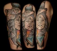 татуировка глаз в треугольнике значение фото и эскизы
