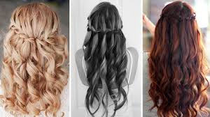 Hairstyle Waterfall 100 chic waterfall braid hairstyles how to step by step images 2850 by stevesalt.us
