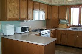 Full Size Of Furniture Simple Design My Kitchen Cabinets Brown Color With  White Countertops Modern Stove ... Idea