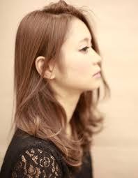 Hair記事ロングでも片耳掛けでアシメスタイリング2012 2013ヘア
