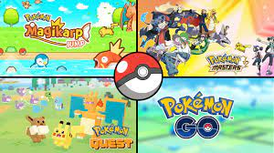 Best Mobile Pokémon games for Android and iOS