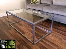 Metal Coffee Table Frame Rustic Metal Table Base Industrial Dining Table Legs Steel And