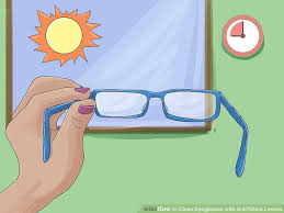 image titled clean eyeglasses with anti glare lenses step 6