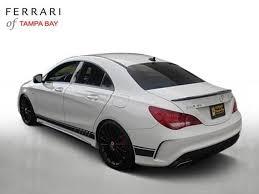 Price details, trims, and specs overview, interior features, exterior design, mpg and mileage capacity, dimensions. Used 2015 Mercedes Benz Cla Class Cla45 Amg 4matic Sedan In Palm Harbor Fl Near 34683 Wddsj5cb7fn167912 Auto Com Auto Carros
