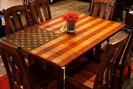 American Made Dining Room Furniture Interesting Decorating