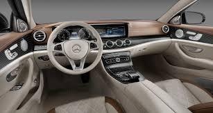 mercedes 2015 e class interior. Wonderful Mercedes First Look At The 2017 MercedesBenz EClass Interior To Mercedes 2015 E Class Interior L