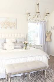 white bedroom chandelier.  White With White Bedroom Chandelier I