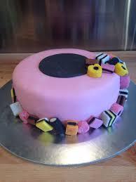 Liquorice Allsorts Cake Designs Liquorice Allsort Cake Cake Designs Cake Cake