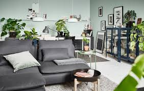A dream living room for IKEA envisioned by interior designer Therese  Ericsson. The result is